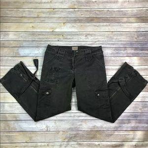 Anthropologie Melt London Wide Cargo Trouser Jeans